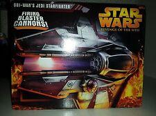 Star Wars Obi-Wan's Jedi Starfighter Hasbro nuovo