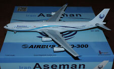 INFLIGHT 1/200 IRAN ASSEMAN AIRLINES Airbus A340-300 A6-APA