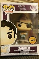 FUNKO POP! BUFFY THE VAMPIRE SLAYER: XANDER W/EYEPATCH #595...CHASE