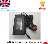 Laptop AC Power Adapter Charger For HP Zbook HSTNN-LA12 OMEN 230W 19.5V 11.8A