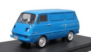 Hi-Story HS196BL 1:43 Mazda Bongo 1000 Route Van 1968 Blue Resin model cars
