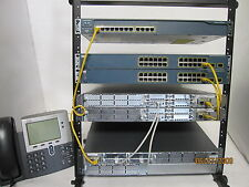 #2 eBay Seller 200-125 Updated Cisco CCNP & CCNA Massive Lab Layer 3 Switches