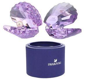 NEW Authentic SWAROVSKI Brand 5552919 The Little Mermaid Shell Figurine Display