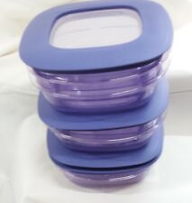 "Rubbermaid ""Set of Four"" Purple - 3 Cup Premier - 7H76B - NEW w/o Tags"