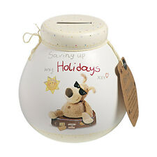 Boofle Holiday Pot of Dreams Money Box Savings