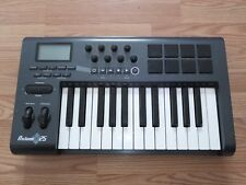 M-Audio Axiom 25 USB 25 key Midi Controller keyboard