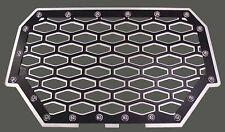 2014-2015 Polaris RZR XP XP4 1000/900 - Modquad 2-Panel Front Grill - Black/Sil