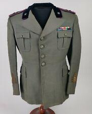WW2 WWII Italian Army Captain Engineers Tunic Uniform W/ Ribbon Bar