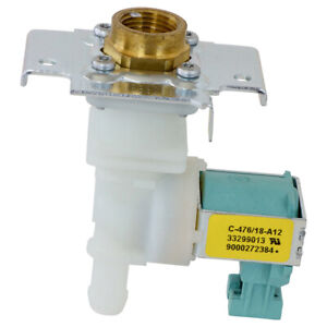 Bosch 607335 Water Valve Assembly for Dish Washer Replacement