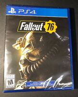 Fallout 76 (PS4) NEW