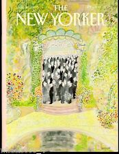 The New Yorker Magazine July 30,1990 Cover by Jean-Jacques Sempe NR/Mint