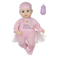 Baby Annabell Doll Little Sweet Princess 36cm Soft Body with Bottle Accessory