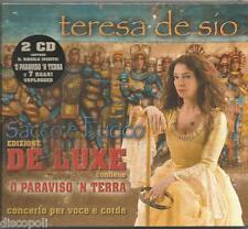 /4029758930021/ Teresa de Sio - Sacco e Fuoco (deluxe) CD Edel Records