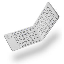 Mini Foldable Wireless Keyboard Bluetooth Keypad for iPhone Android PC Tablet