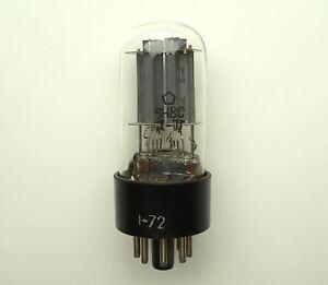 6N8S NOS Double Triode Valve Tube Jukebox Hifi Amplifier 6SN7GT ECC32 6H8C 6SN7