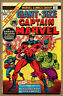 Giant-Size Captain Marvel #1 - And A Child Shall Lead You! - 1975 (Grade 7.0) WH