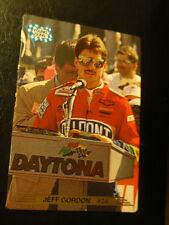 Verzamelkaarten: sport 1994 JEFF GORDON ACTION PACKED YOUNG GUNS NASCAR DRIVER CARD #156 Verzamelingen