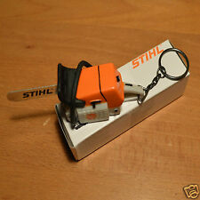 Stihl MS200T MS201T Keyring Key Ring Sound Effect Genuine Stihl Boxed Tracked