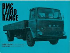 BMC Laird Truck 1969 UK Market Sales Brochure  LR 950 1160 1300 1800