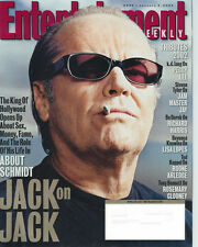 JACK NICHOLSON Lisa Lopes BILLY WILDER Peggy Lee RICHARD HARRIS 2003 magazine