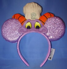 FIGMENT Epcot 2017 Food and Wine Festival Mickey Ears Headband Chef Hat NEW
