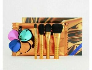 NEW Limited Edition! MAC Shiny Pretty Things Face Focus Brush Set