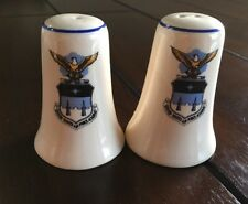 Vintage United States Air Force Academy Salt Pepper Shaker Made In Usa