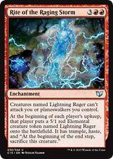 MTG Magic - (U) Commander 2015 - Rite of the Raging Storm - NM/M
