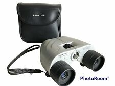 praktica binoculars Compact Adjustable Zoom CN7-22 X22 Used