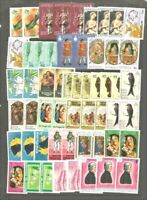 100's of MINT topicals in stock. Selling 25 MNH ** mint stamps picked from photo