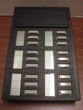 Nortel M518 Black Add-On Module w/ Accessories NT4x38