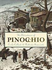 Pinocchio,Carlo Collodi, Roberto Innocenti, E. Harden