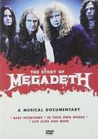 Megadeth - The Story Of Nuevo DVD