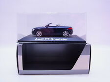 S231 Minichamps Audi TT Roadster 2006 blau metallic Modellauto 1:43 NEU in OVP