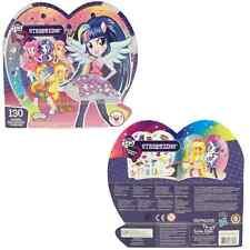 My Little Pony Equestria Girls Stickerzine Sticker Activity Book