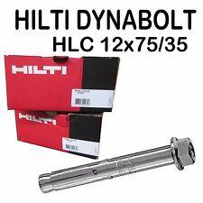 SLEEVE ANCHOR HLC 12X75/35 (Dynabolts/Dyna bolts type) - 50 pcs