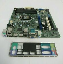 Dell Optiplex 790 0HY9JP Socket 775 Motherboard Complete With I/O Plate