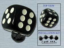 DICE MANUAL TRANSMISSION SHIFT KNOB FOR PLYMOUTH PONTIAC TRANS AM SATURN