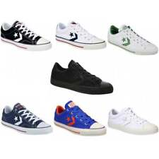 Converse Star Player / Plyr Ox Unisex Trainers All Sizes in Various Colours