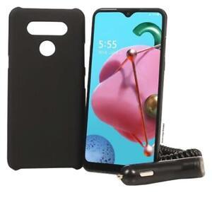 """LG 5.7"""" HD+ 32GB Tracfone Smartphone W/1500 Min. Talk/1500 Texts/1.5GB Data"""