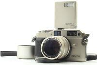 [ Near MINT ] Contax G1 Green Label Carl Zeiss Lens 90mm f/2.8 TLA140 From JAPAN