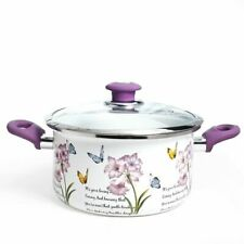 Induction Cooker Universal Kitchenware Pot Thick Enamel Food Dish Stocked Hotpot