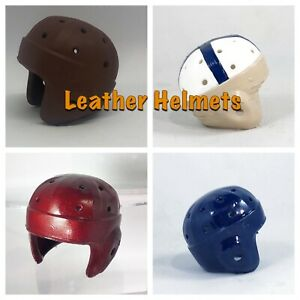 Custom Leather Style Pocket Pro Helmets- Please Contact Before Ordering.