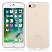 For iPhone 7/6/6S Plus Ultra Thin Transparent Clear TPU Soft Case Gel Skin Cover