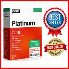 Nero Platinum 2020 ✔️Full Version ✔️LifeTime for ✔️Windows✔️