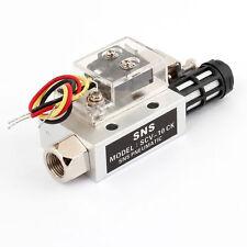 """H● SCV-10CK 1mm Nozzle Dia 1/8""""PT Female Vacuum Ejector Generator."""