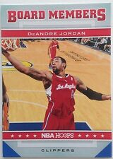 DeAndre Jordan Center Los Angeles Clippers #19 2011-12 Original Panini 10 Single