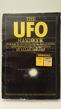 The Ufo Handbook A Guide to Investigating Ufo Sightings Paperback 1979