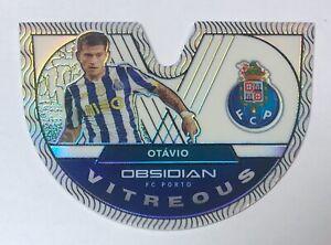 2020-21 Obsidian Otavio SSP Vitreous Contra Parallel #'d /9 FC Porto No. 10