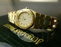 Audemars Piguet Royal Oak Laides 18k Yellow Gold Lowest Price